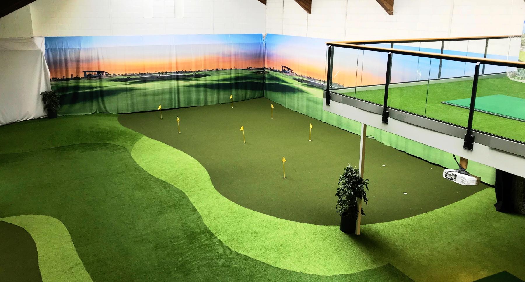 Indoor Golf Nordsjælland