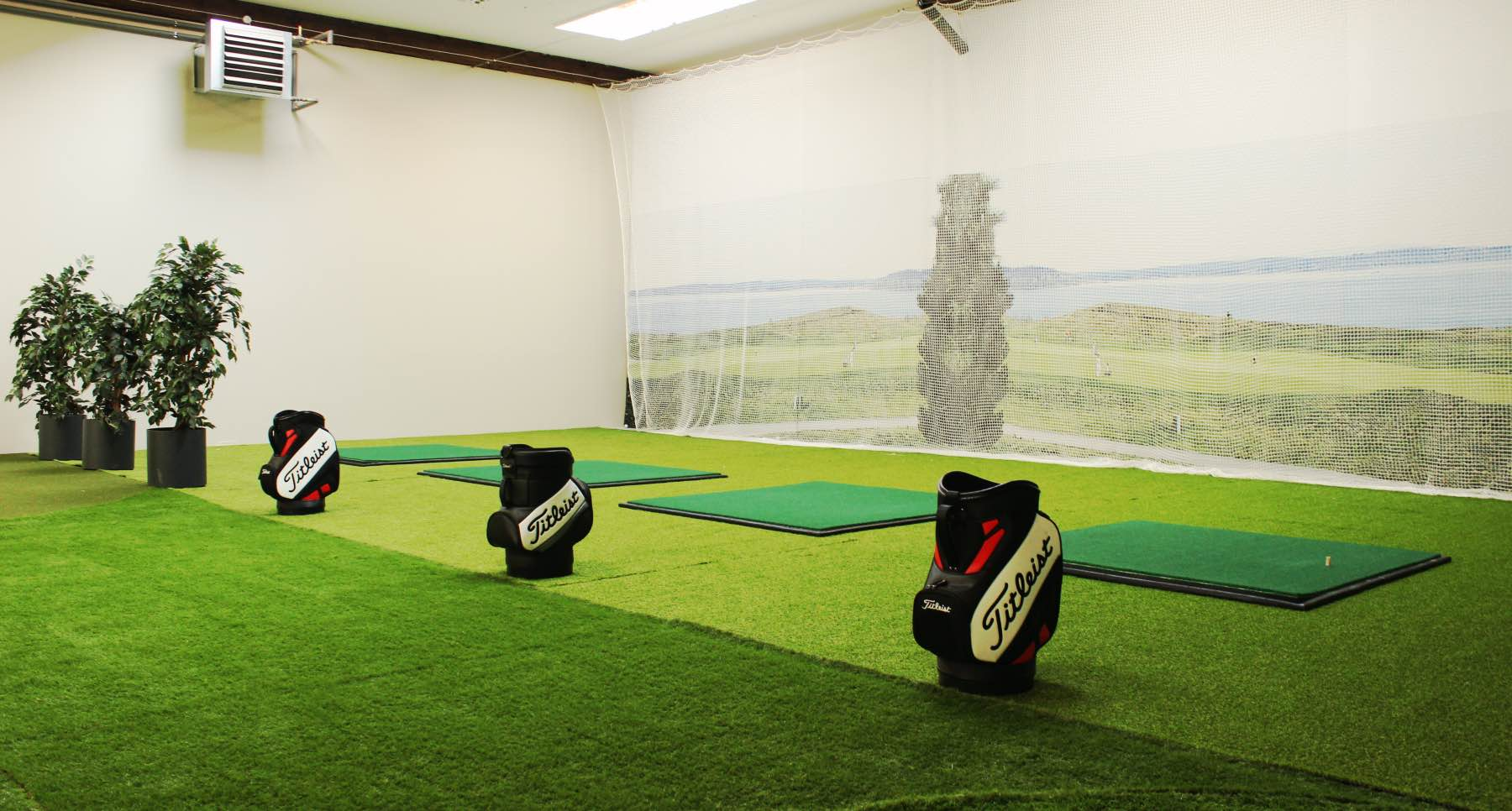Golftræning Indoor Golf Kokkedal