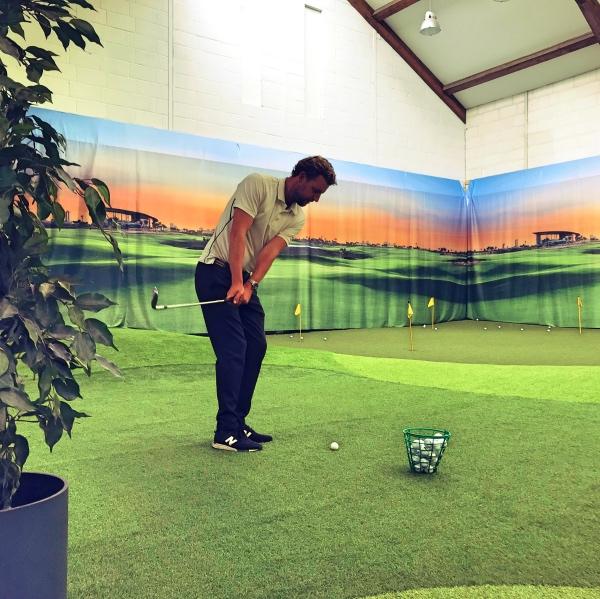 Indoor Golf Nordsælland - Short Game Area