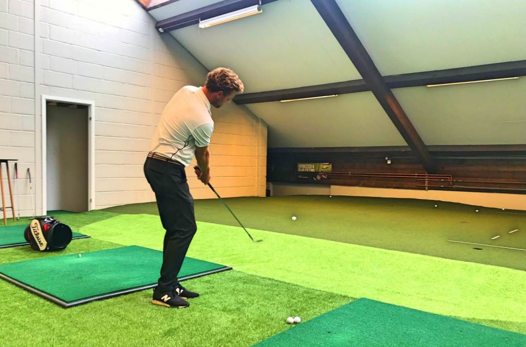 Indoor Golf Nordsælland - Short Game Area